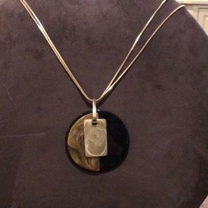 Jewelry - Double chain with great pendant